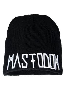 Band Merchandise Mastodon Logo Beanie Muts