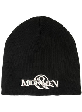 Band Merchandise Of Mice & Men Logo Beanie Muts Zwart