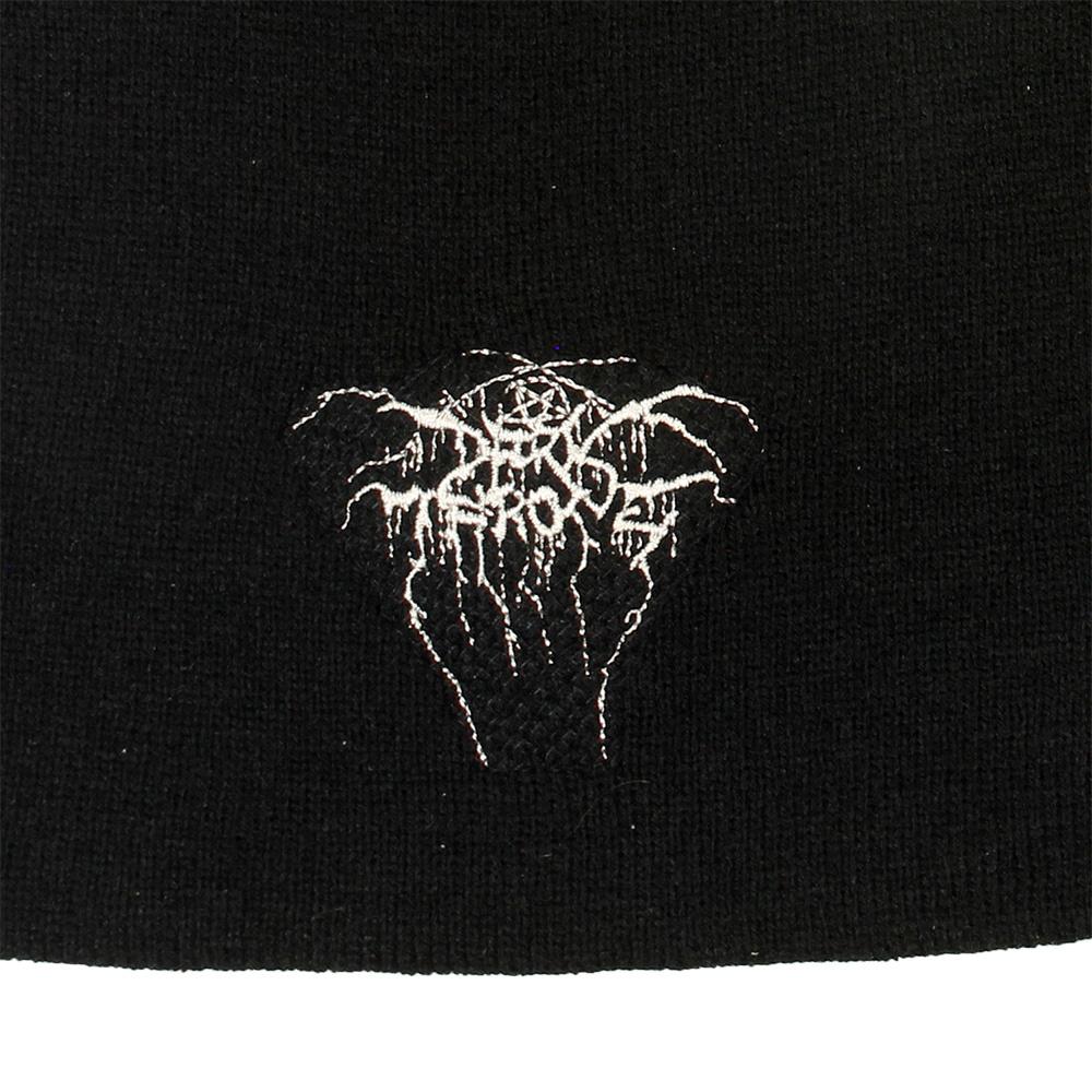 Band Merchandise Darkthrone Logo Beanie Muts - Officiële Band merchandise