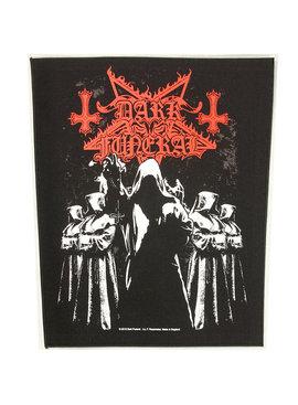 Band Merchandise Dark Funeral Shadow Monks Motief Grote Rugpatch