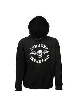 Band Merchandise Avenged Sevenfold Death Bat Logo Hoodie Sweater Trui