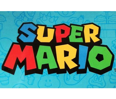 Super Mario Clothing for Adults - Official Merchandise ✓