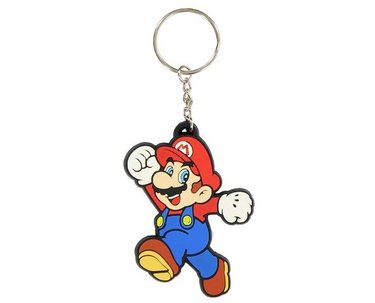 Keychains and Rings