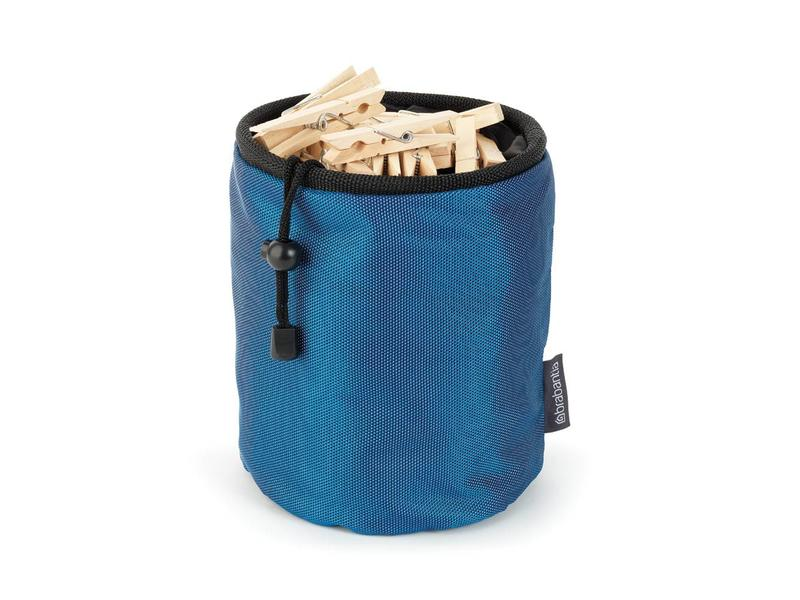 Brabantia Brabantia Wasknijpertasje Premium Blauw
