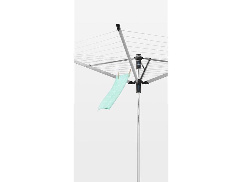 Brabantia Brabantia Droogmolen Lift-O-Matic Advance - 50m - incl. grondanker, beschermhoes en wasknijpertasje