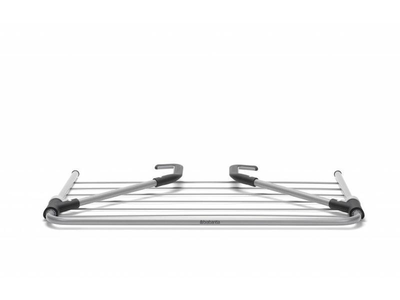 Brabantia Hangend Droogrek  4,5 meter Metallic Grey