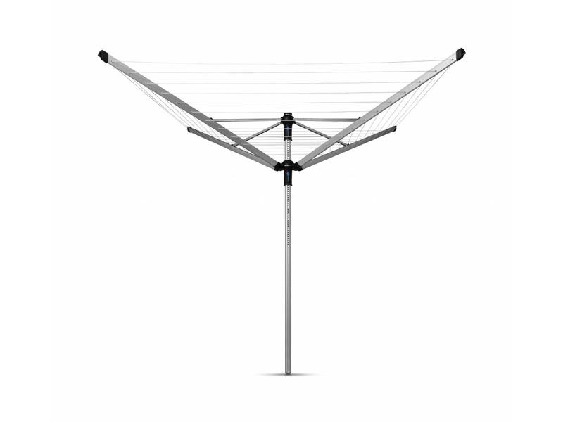 Brabantia Brabantia Droogmolen Lift-O-Matic Advance - 60m - incl. grondanker,beschermhoes en wasknijpertasje