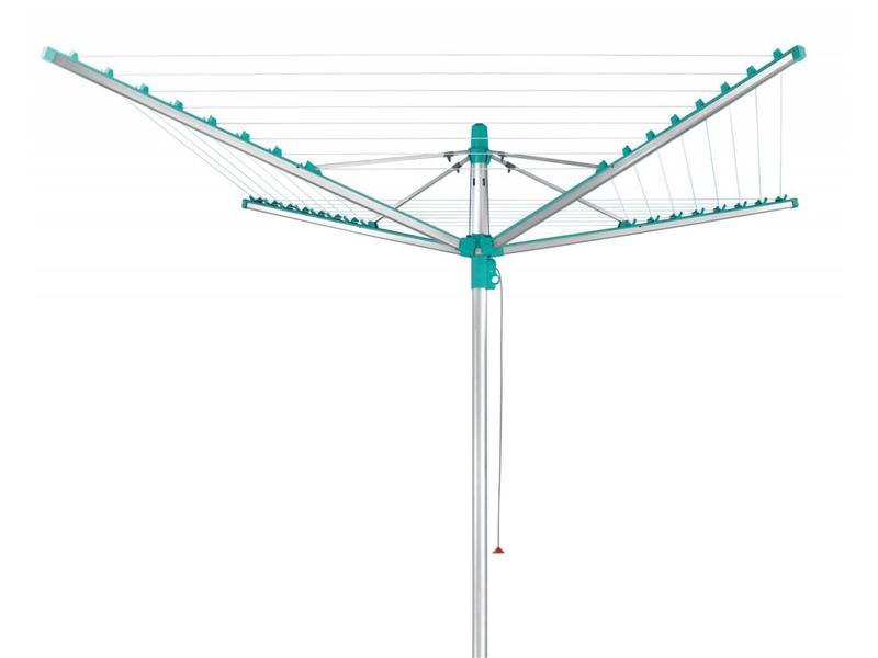 Leifheit Leifheit Droogmolen Linomatic 400 - incl. betonanker - 40m