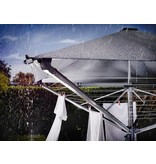Leifheit Linoprotect 400 droogmolen incl. bodemhuls - 40 m