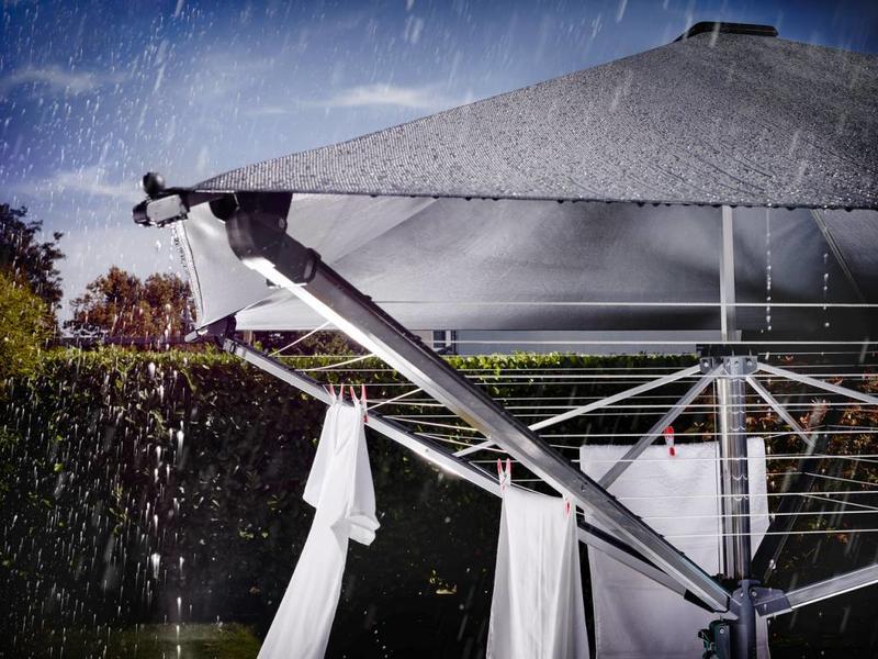 Leifheit Linoprotect 400 droogmolen incl. bodemhuls - 40 m