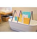 Leifheit Leifheit Droogrek Pegasus 190 uitschuifbaar bad