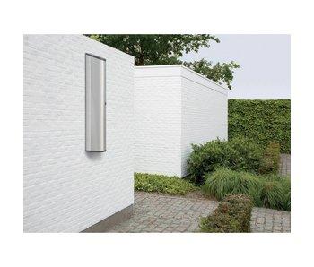 Brabantia Opberg-/beschermbox voor Wallfix - Matt Steel