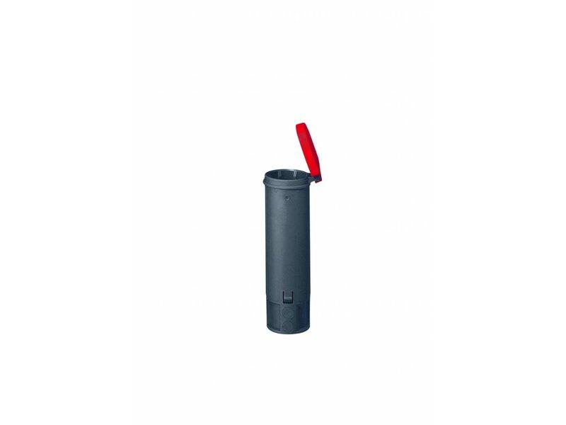 Blome Blome Droogmolen Duomatic - incl. betonanker - Antraciet - 45m