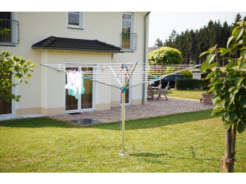 Blome Blome Droogmolen Idea Complete - incl. grondanker en beschermhoes - 60m