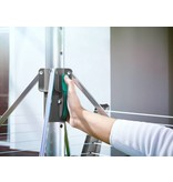 Leifheit Leifheit Droogmolen Linomatic 500 Plus - incl. betonanker - Antraciet - 50m