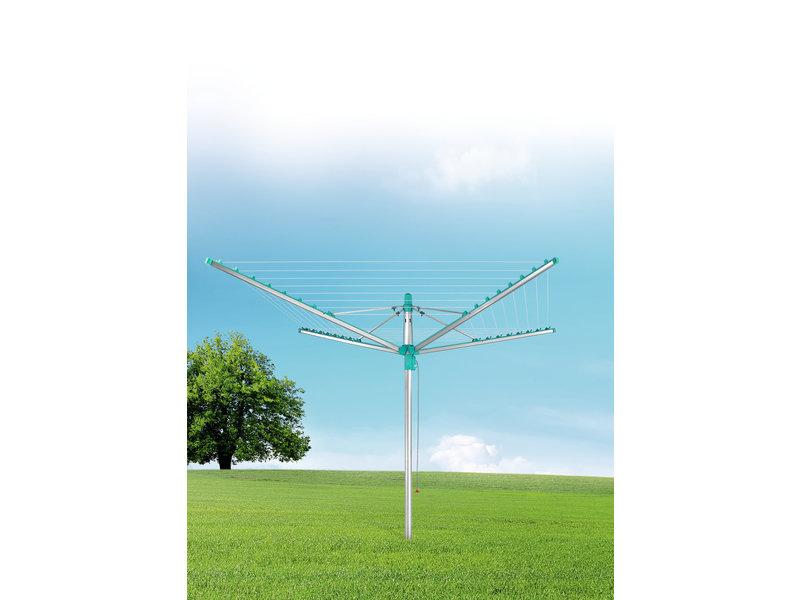 Leifheit Leifheit Droogmolen Linomatic 500 Easy - incl. betonanker - 50m