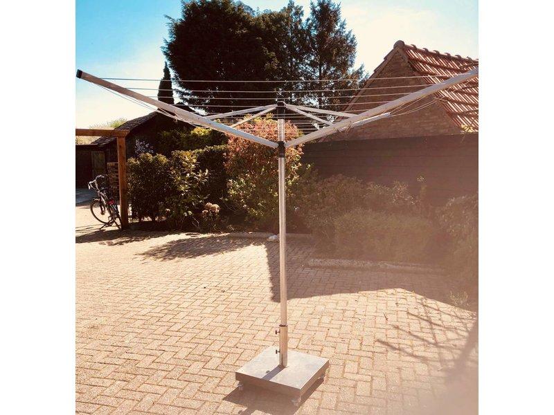 Huismerk Van der Garde Tuinmeubelen Sevilla voet op wielen 40kg