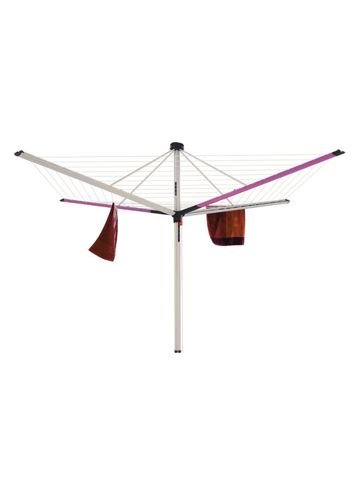 Blome Droogmolen Duomatic - incl. betonanker - Violet - 45m