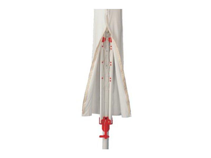 Blome Primera SERVO Droogmolen - met beschermhoes - met grondanker - 60m