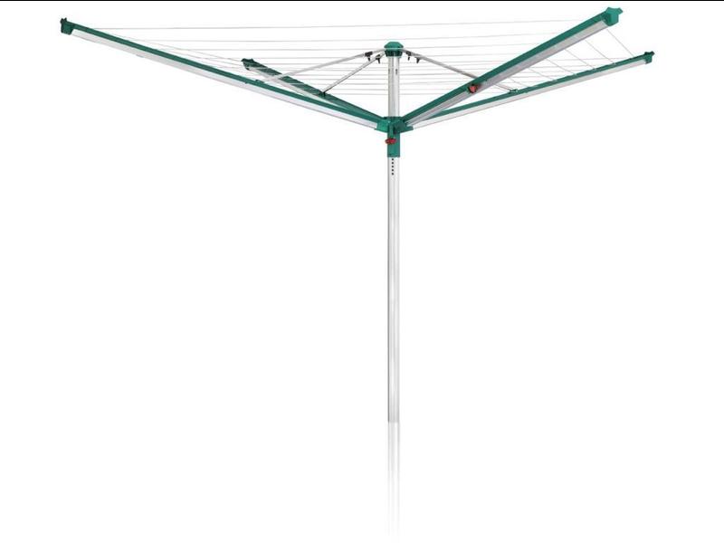 Leifheit Leifheit Droogmolen Linomatic 500 Deluxe - incl. betonanker - 50m