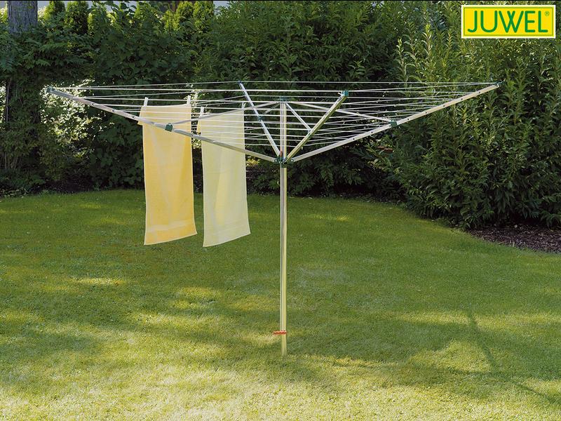 Juwel Juwel Droogmolen Prima 600 - incl. betonanker - 52.1m