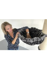 Maine Coon Tower Dark Grey (RHR0030-01-PLUS)