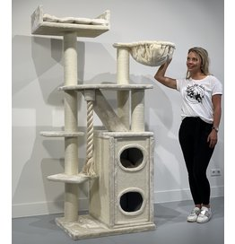 Cat Penthouse Creme (RHR0411)