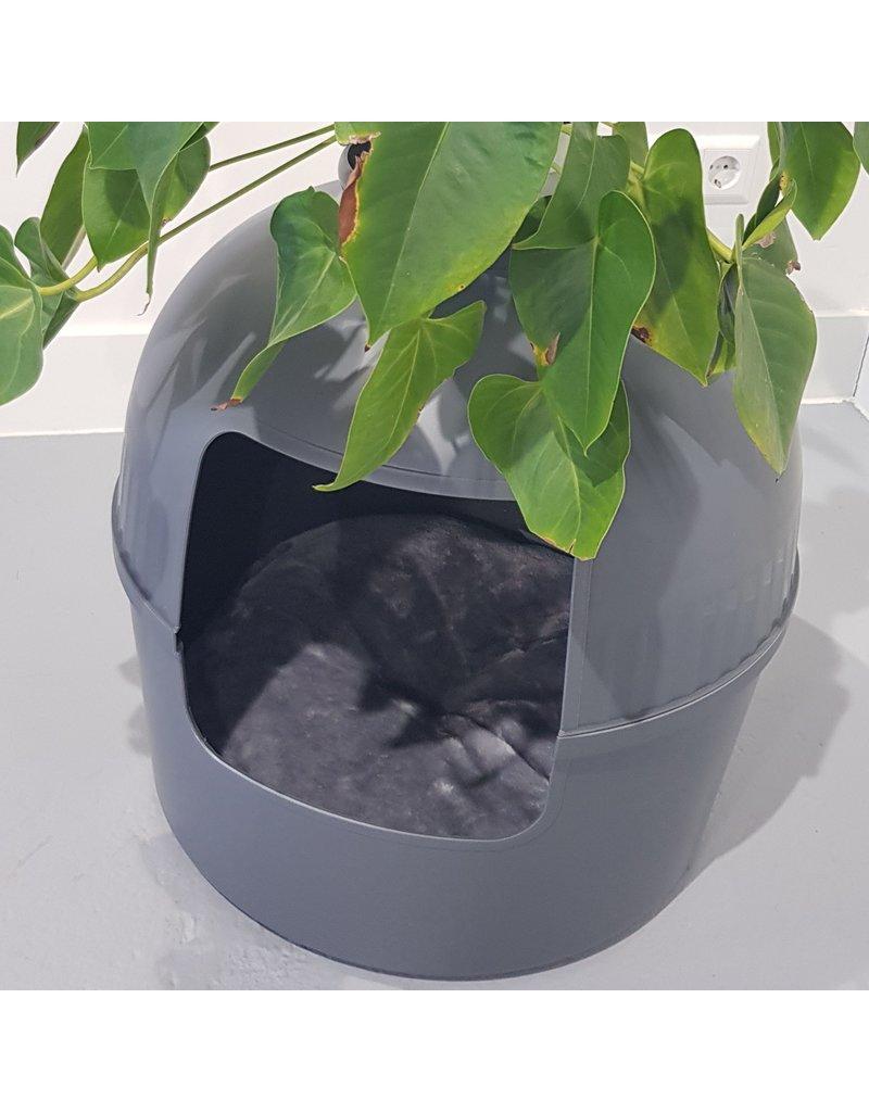 Kussen - Light Grey 50Ø Voor Bak Flower XXL (RHR-P-RLB-LG)