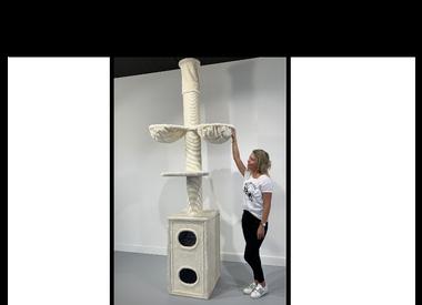 Cat Tower Box (235-295cm)