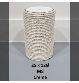 25x12 Creme M8