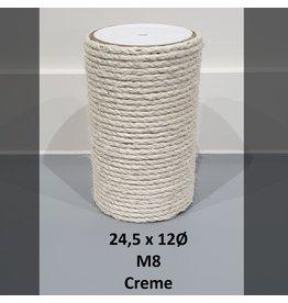24.5x12 Creme M8