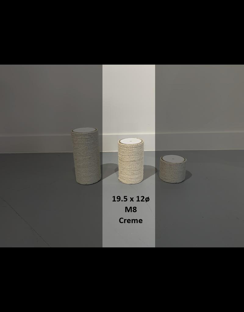 19.5x12 Creme M8