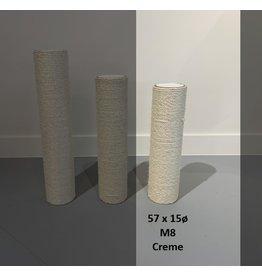 57x15 Creme M8