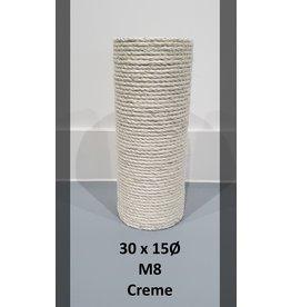 30x15 Creme M8