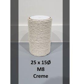 25x15 Creme M8