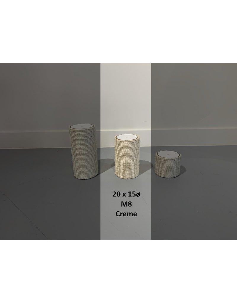 20x15 Creme M8
