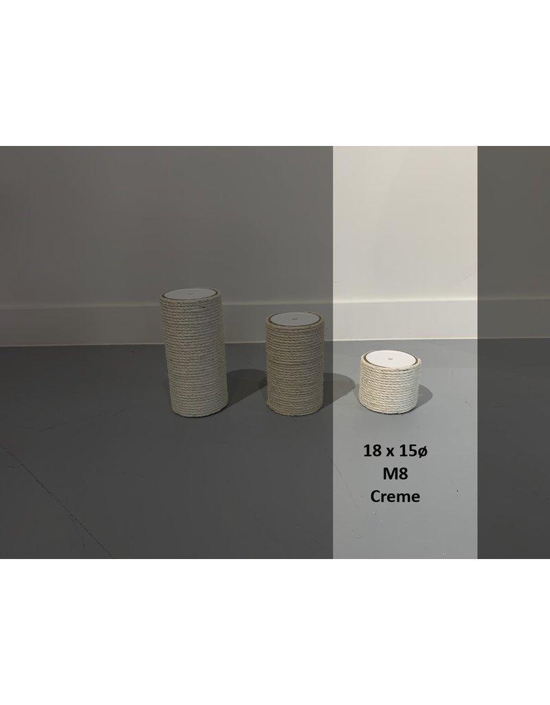 18x15 Creme M8