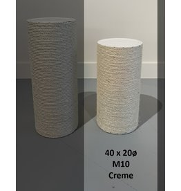 40x20 Creme 1 Screw M10