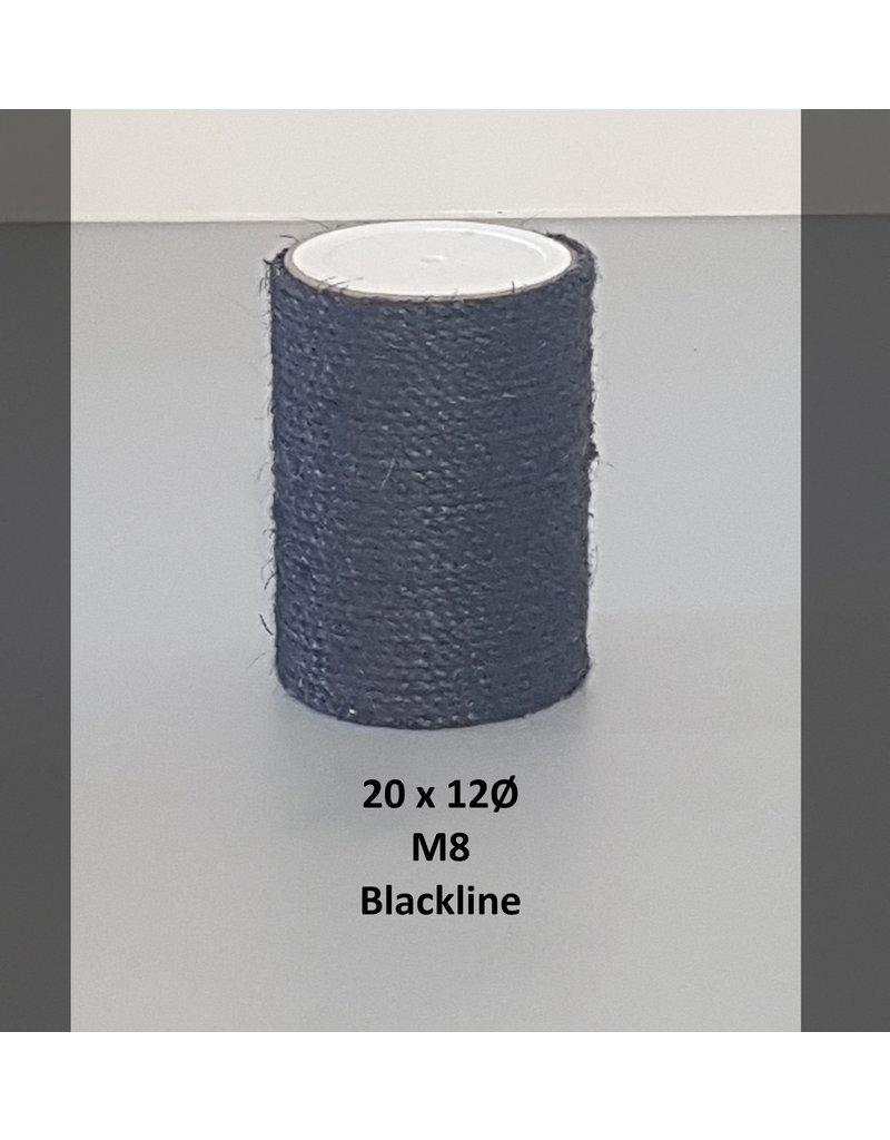 20x12 Blackline M8