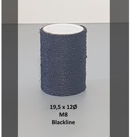 19.5x12 Blackline M8