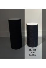 40x20 Blackline 1 Screw M10
