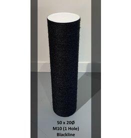 50x20 Blackline 1 Screw M10