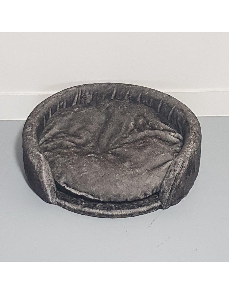 Ligzetel Chartreux Ø60 + Kussen Taupe