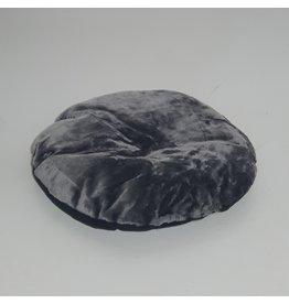 Kussen - Voor de Ronde Zetel Ø60 Dark Grey