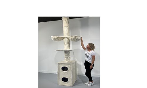 Cat Tower Box (235-295cm)