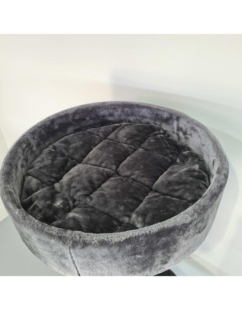 Maine Coon Sleeper Plus Blackline Dark Grey (RHR0465-Plus)