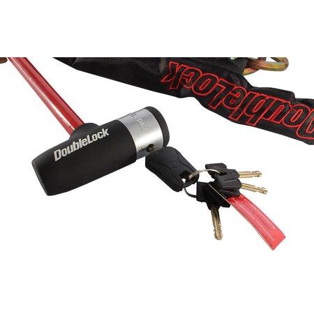 DoubleLock Loop kettingslot 130cm SCM