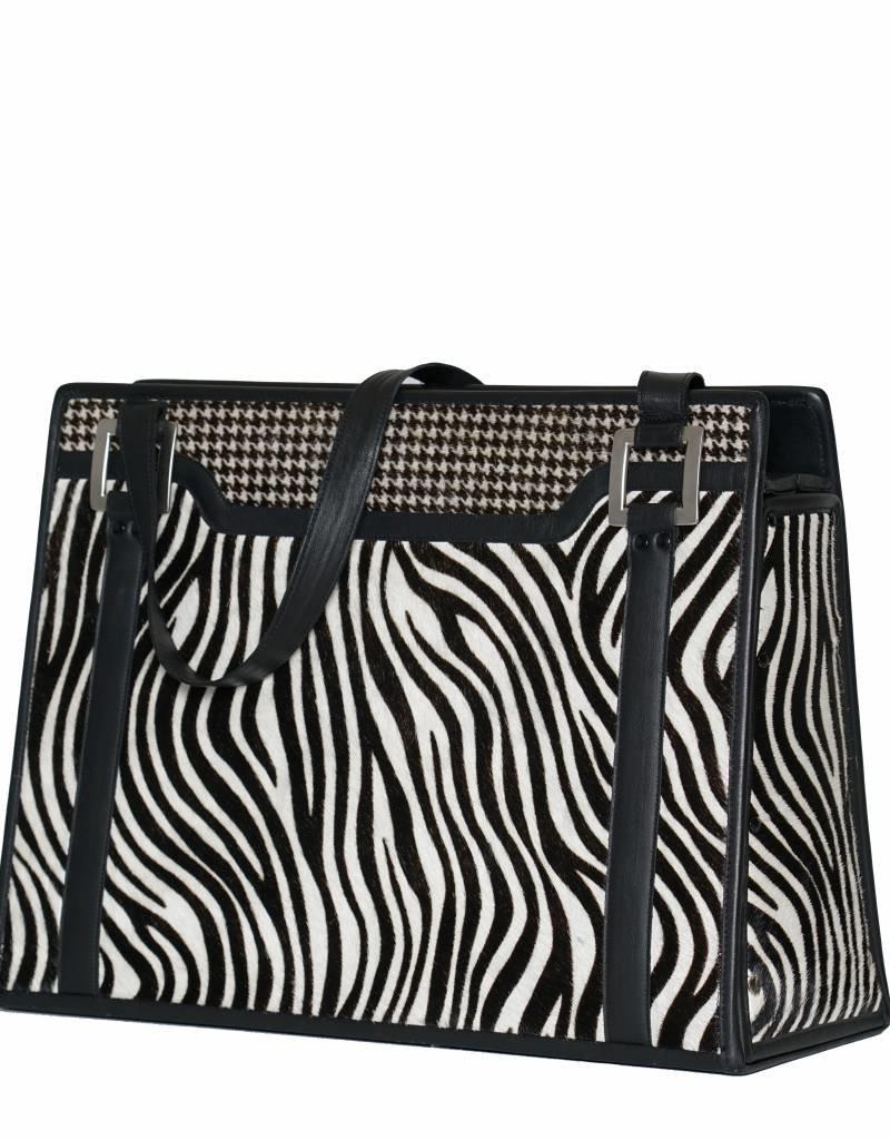 Audrey zebra print