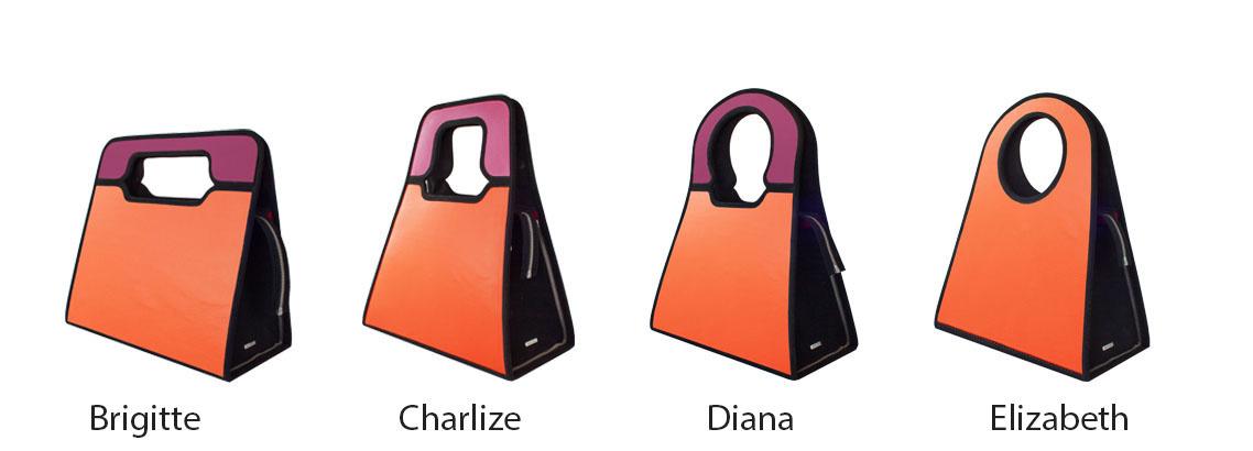 Alle modellen tassen van Manichel modulair