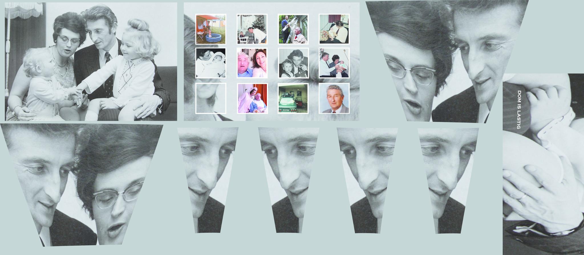 Fotos in jouw Memory lane tas
